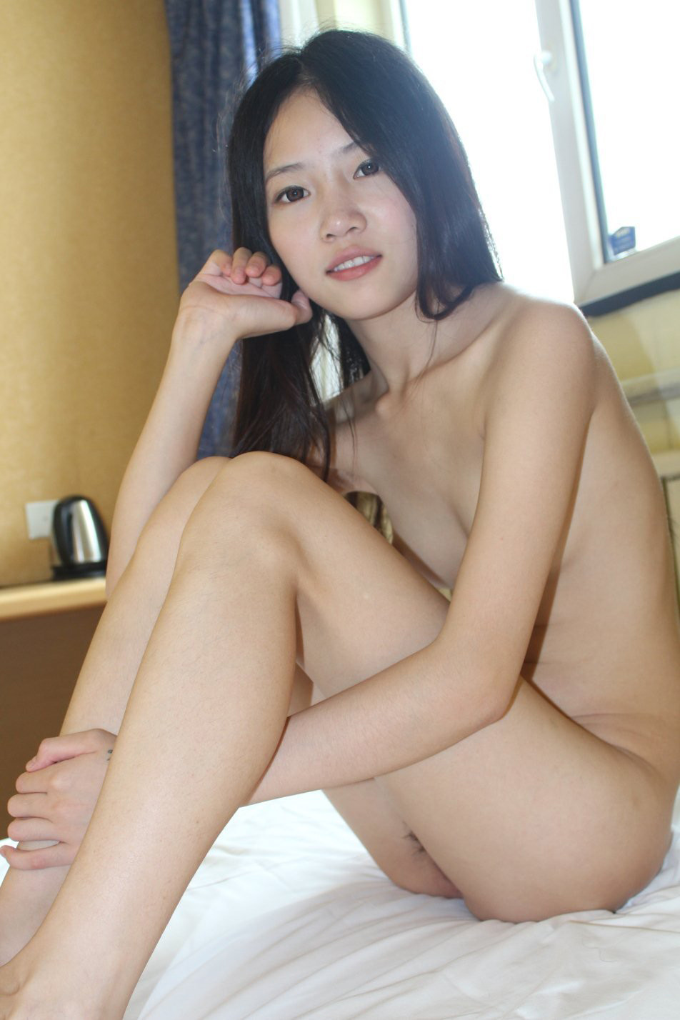 Chinese wife at home Naked