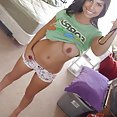 Busty latina selfie chick Layla Rose - image control.gallery.php
