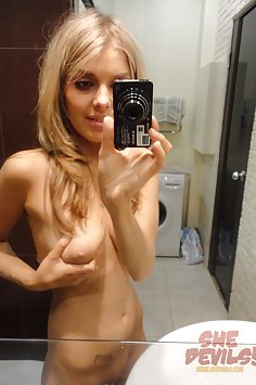 Scandalous pics of self shot nude realtor