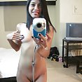 Cute Asian selfie girl shows you everything - image control.gallery.php