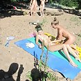 Drunk chicks get a little bit out of control at a nude beach - image control.gallery.php