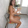Stunning teen exgf silvia posing naked in the kitchen - image control.gallery.php