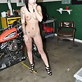 Asian import model nude at bike show with tattoos and pierced nipples - image control.gallery.php