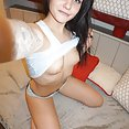 Blue eyed and puffy nipple skinny chick Aurora - image control.gallery.php